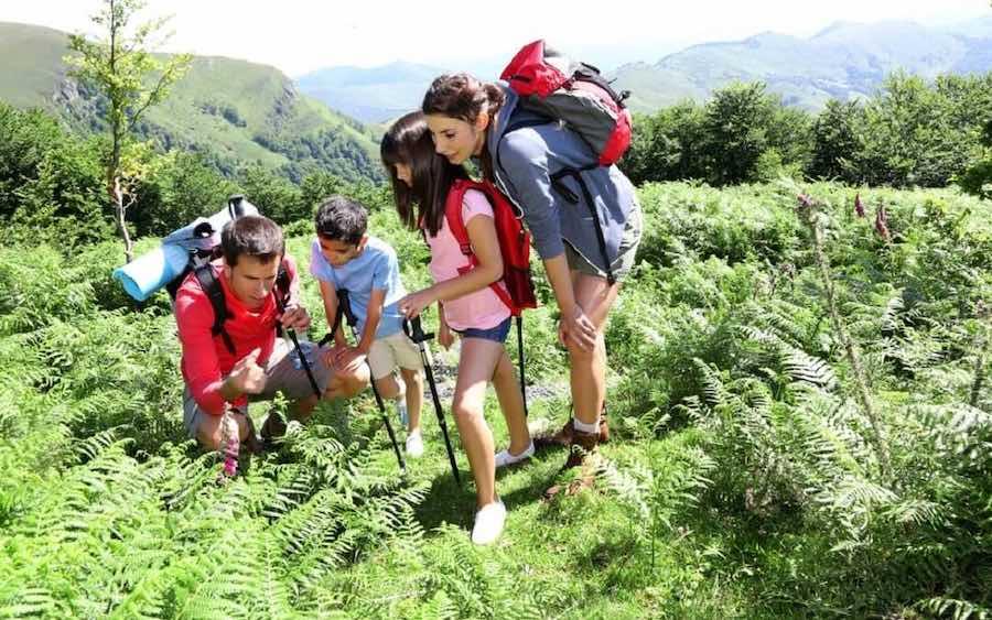 Hiking Scavenger Hunt