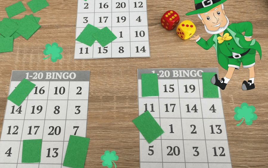 St. Patricks Day Activities 1
