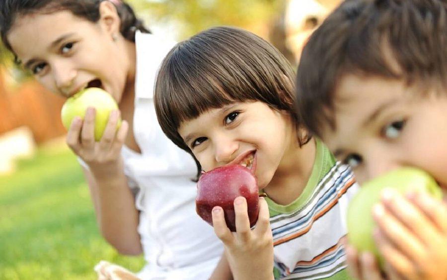 Healthy Snacks For School Children 1080X675